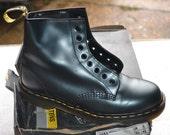 1460 Graphite Doc Marten Boots size 6 1/2