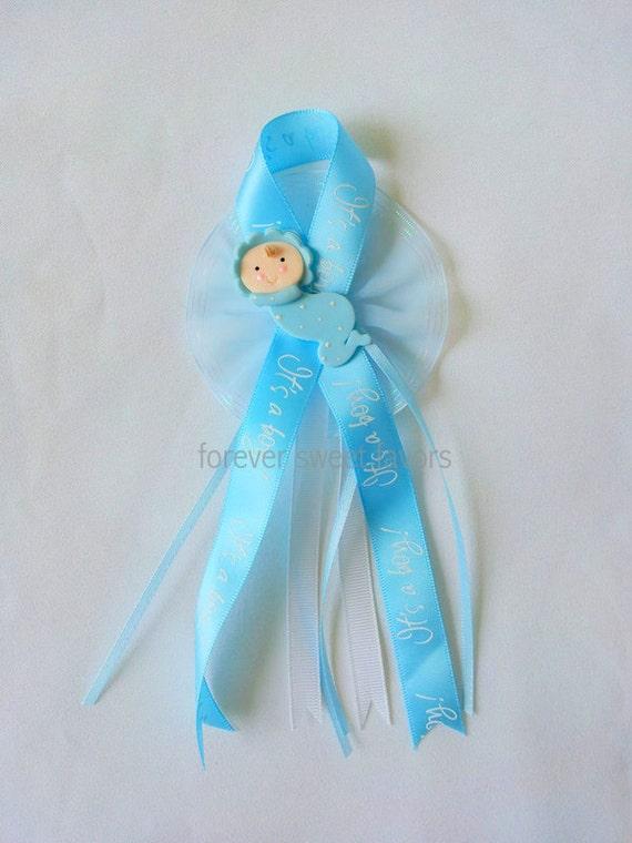 baby shower pins baby boy baby shower favor baby shower corsage