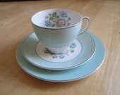 3 Piece Johnson Brothers Tea Set. Cup, Saucer and Plate