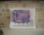 Lavender and Cucumber Oil Soap