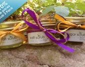 3 PACK Citrus, Lavender & Sage, Brown Sugar Vanilla - Natural Skincare Scrub - FREE SHIPPING