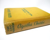 SALE Vintage 1936 First US Edition The A.B.C. Murders by Agatha Christie