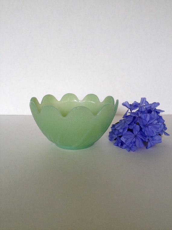 Vintage Jadeite Bowl