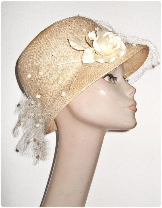 40s Vintage Hat