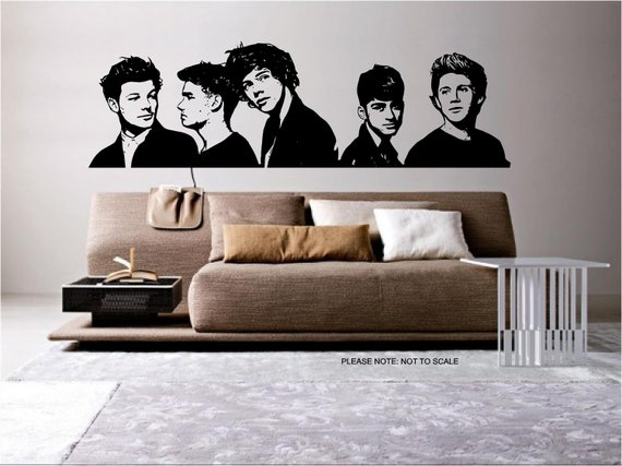 One Direction Wall Decor Home Design Acuportland Org