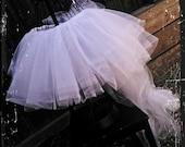 Adult tutu, Bachelorette party,Bridal tutu, Wedding, beach wedding, white tutu