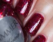 Shimmer Nail Polish - Karina