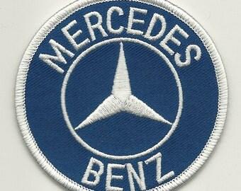 mercedes original patch