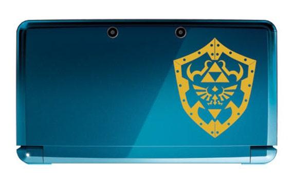 Legend of Zelda - 2 Inch Shield Vinyl Decal
