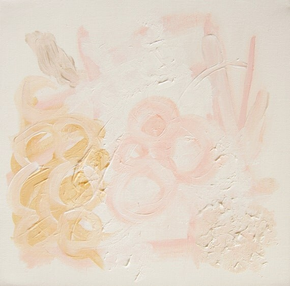 Rosemary, original abstract painting