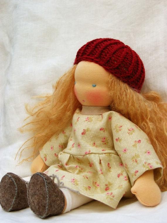 Waldorf doll 12 inch/ 30 cm by Puppula