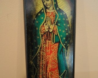 Our Lady Of Guadalupe, Icon.Unique Religious Art and Gifts for Your Special Ones
