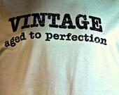 Screenprint T shirt light green slogan men's size XL 100% cotton