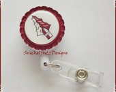 Florida State University Fear the Spear Retractable Badge Reel
