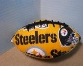 Miniature Pittsburgh Steelers Football Special Order for Kmurphy J Brown