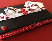 Lady Bug Gift Card Box, Valentine Gift Card Box, Gift Card Holder