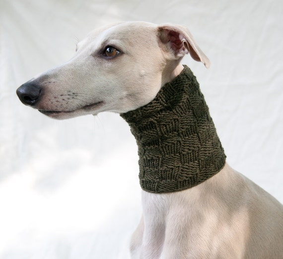 Snood for Whippets / many colors!