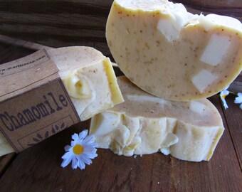 Chamomile Castile - 77% Olive Oil Soap
