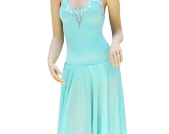 Ballet Dance Dress - . Beautiful classic one layer ballet dress
