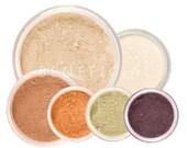 HARVEST GLOW Mineral Makeup Kit - 8pc Makeup Kit