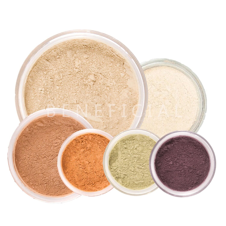 harvest glow mineral makeup kit 8pc makeup kit. Black Bedroom Furniture Sets. Home Design Ideas