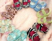 Chic Baby Shoes: Pick 2 Pairs