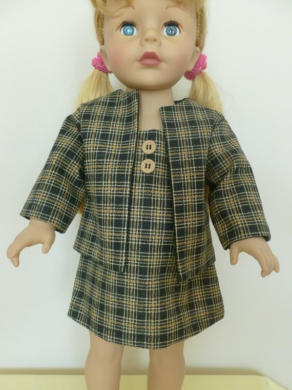 SALE and Free US Shipping - Dress wtih Jacket for 18 inch Doll