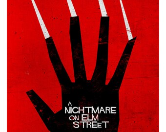 Nightmare On Elm Street Poster - 11X17""