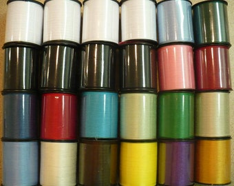 Polyester Sewing Thread Set - 24 Full Sized Spools
