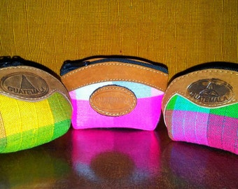 Colorful Coin Purses