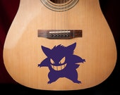 Pokemon Gengar Vinyl Decal