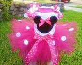 Hot Pink Minnie Mouse