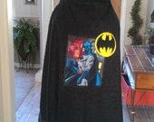 Batman hooded towel