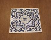 Iberian-Inspired Printed Tiles