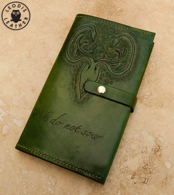 Moleskine Notebook Cover (notebook included) - Game of Thrones (Greyjoy)