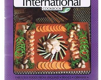 McCall's International Cookbook - Volume 20 - Vintage - SC - 1985