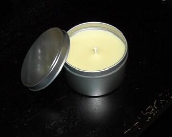Amaretto Nog  8 oz soy candle