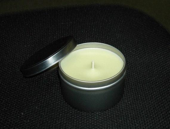 Green Tea  & Lemongrass  8 oz soy candle
