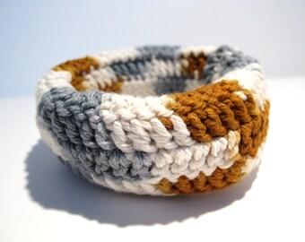Cuff Bracelet, Sweet Sour Color