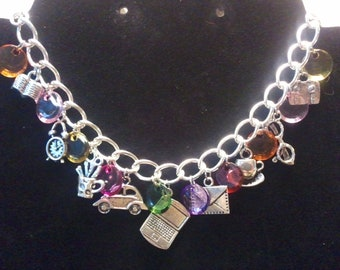 At The Office Charm Bracelet