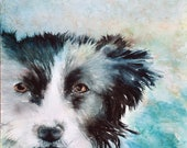 Blue Dog Kodak print for the ACEO collector