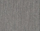 3.75 YD Maharam Alpaca Epingle 002 Slate - Fabric Remnant