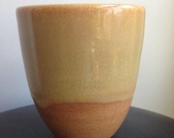 Earthtones Ceramic Orchid Pot