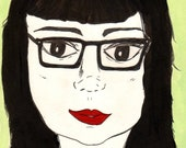 Custom Order- Color Portrait