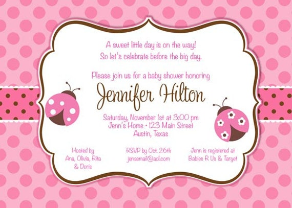 Email Invitations For Baby Shower with amazing invitation sample