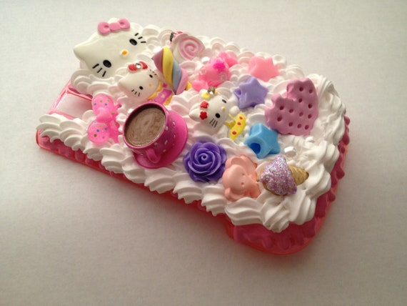 Simple whipped cream decoden case