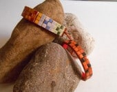 TripleRow MosaicTile Bracelet - By Germaine G. Egrie