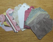 Lot of 106 Assorted Tags  RESERVED for Alison