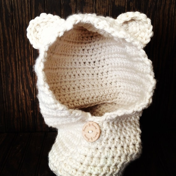 Crochet hooded cowl child s hooded cowl adult hooded cowl hoded