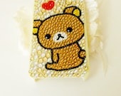 Rilakkuma iPhone Hard Case